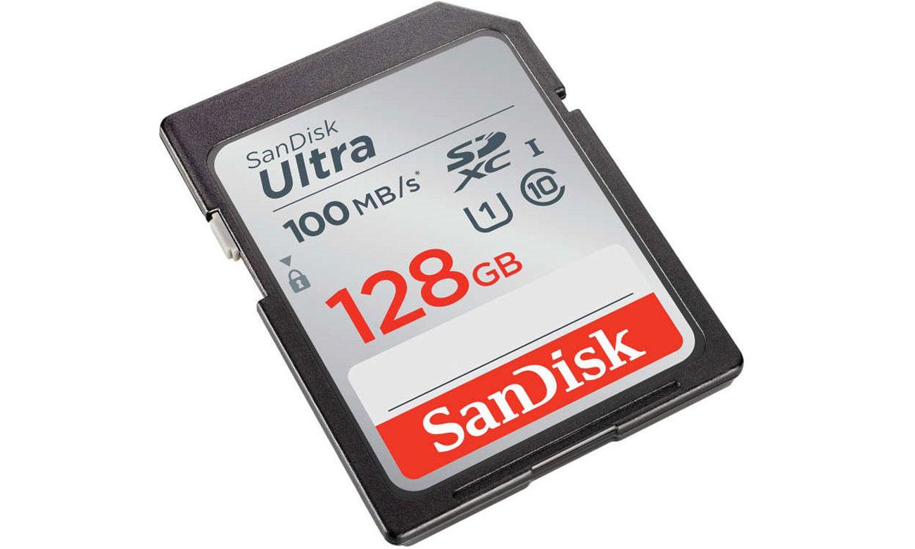 Karta pamięci SanDisk Ultra SDXC 128GB