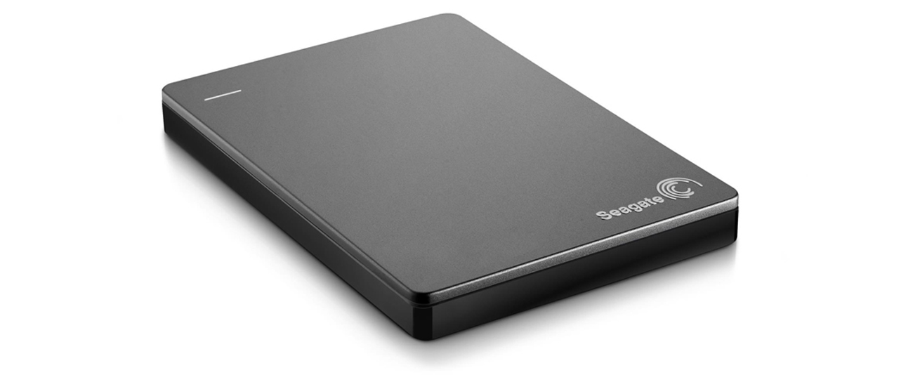 Seagate 1TB Backup Plus szarny