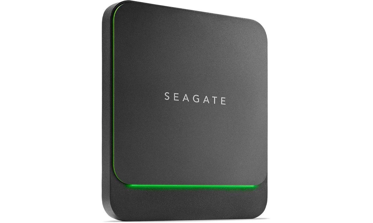 Dysk zewnętrzny SSD Seagate BarraCuda Fast 500GB