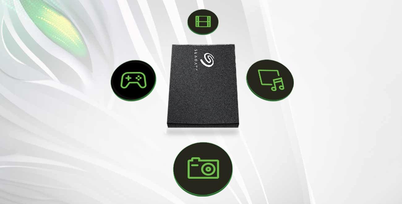 Dysk SSD BarraCuda wszechstronność