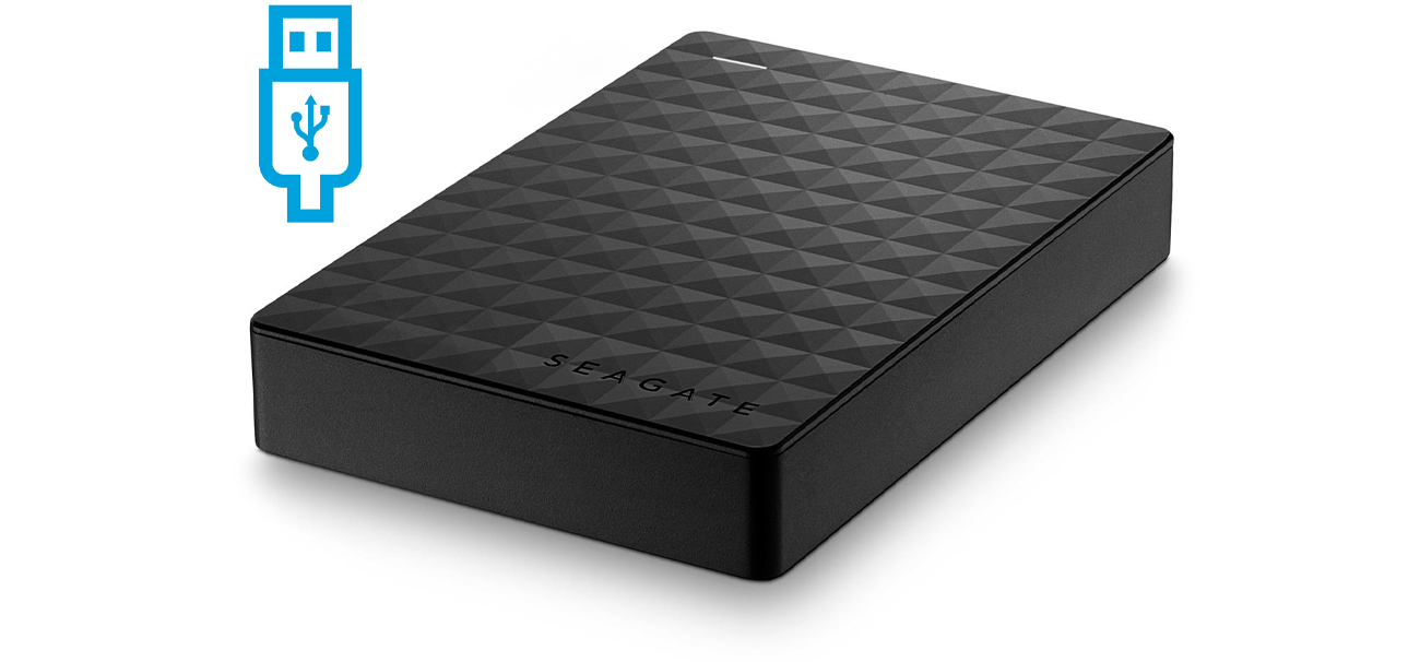 Seagate 3TB Expansion 2,5''