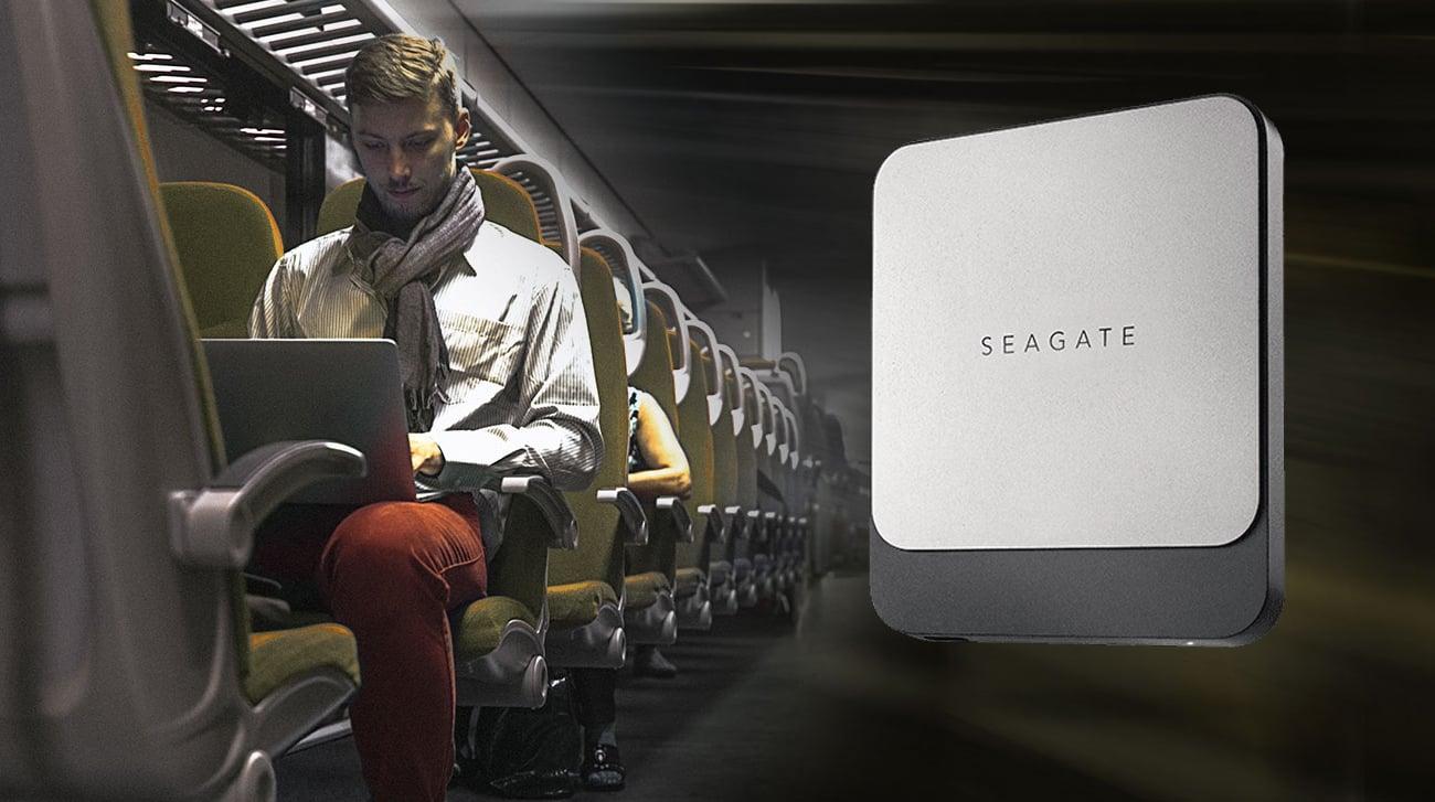 Seagate Fast SSD Szybki odczyt i zapis