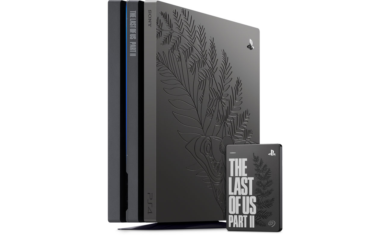 Seagate Game Drive The Last of Us Part II 2TB USB 3.0 STGD2000202