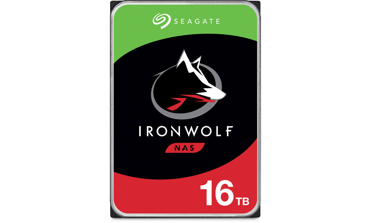 Dysk HDD Seagate Ironwolf Pro 16TB 7200obr. 256MB ST16000NE000