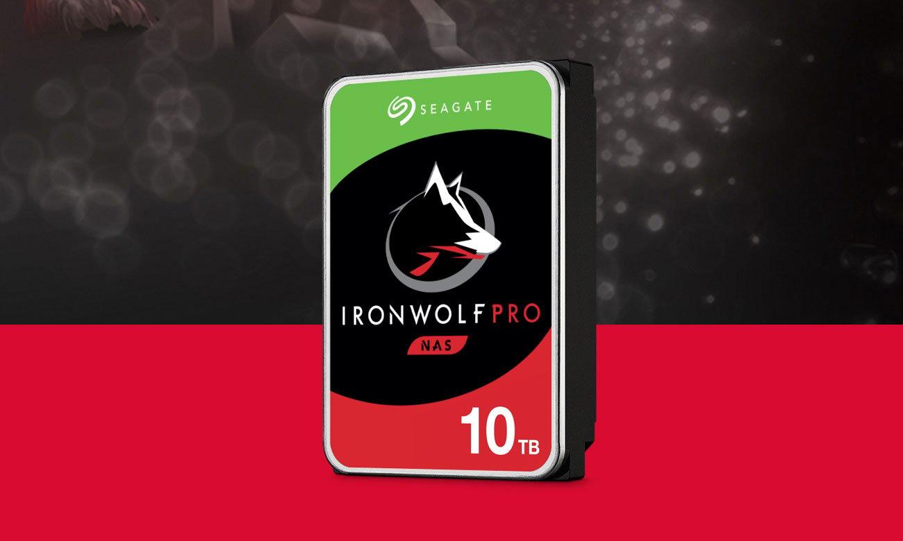 Seagate IronWolf Pro 10TB 7200obr. 256MB ST10000NE0008