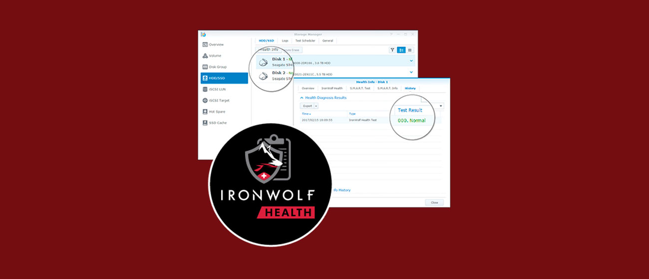 IronWolf Health Management