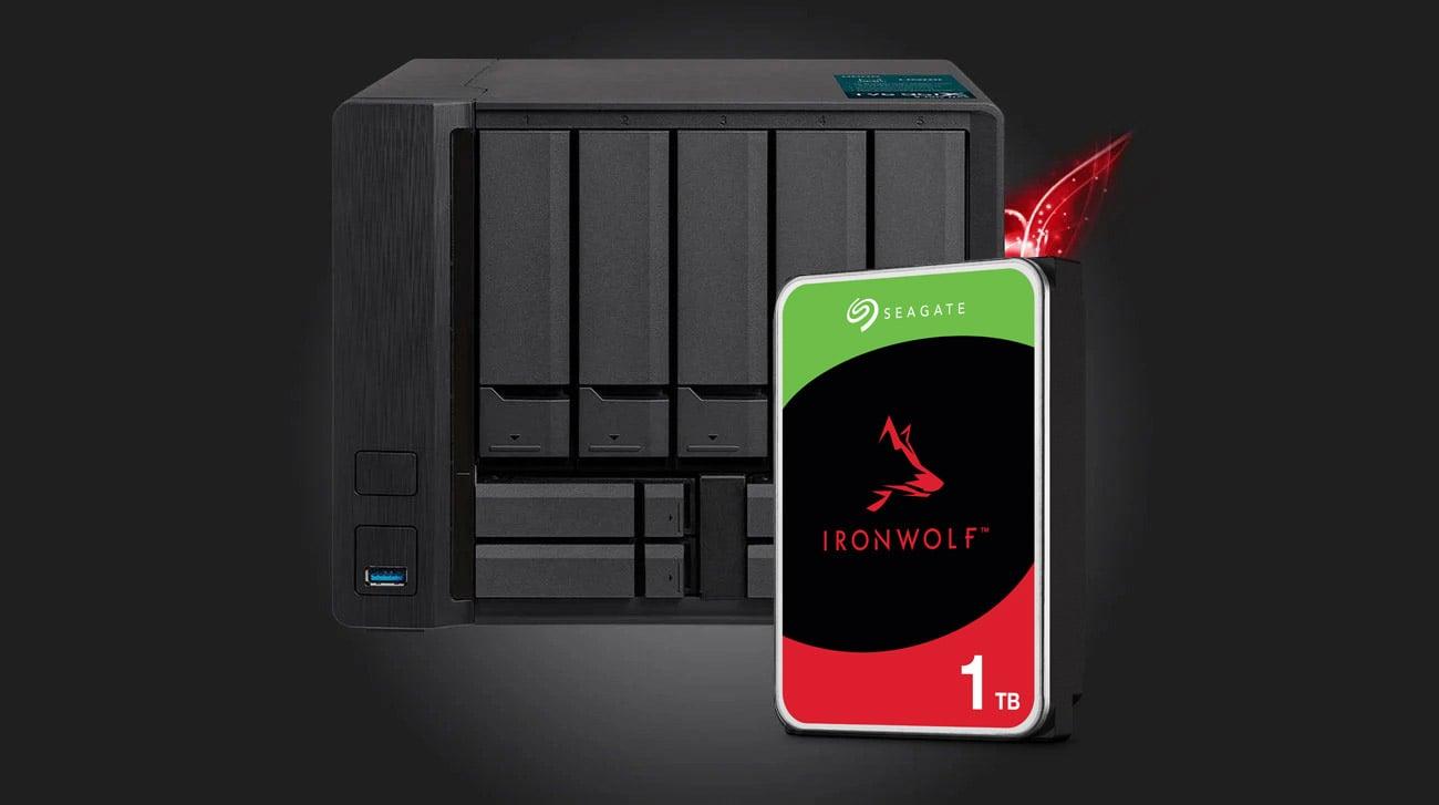 Seagate Ironwolf NAS
