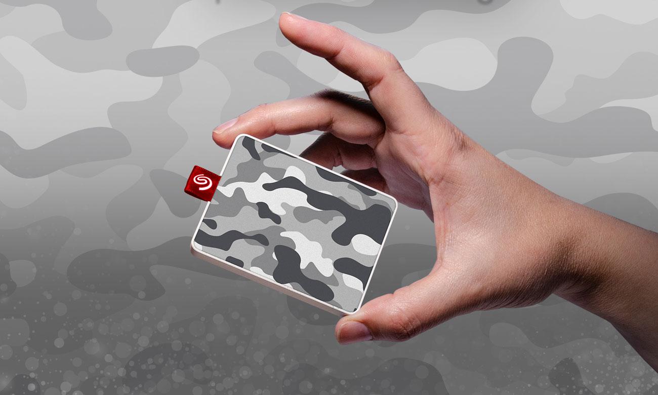 Seagate One Touch SSD - Przenośny dysk