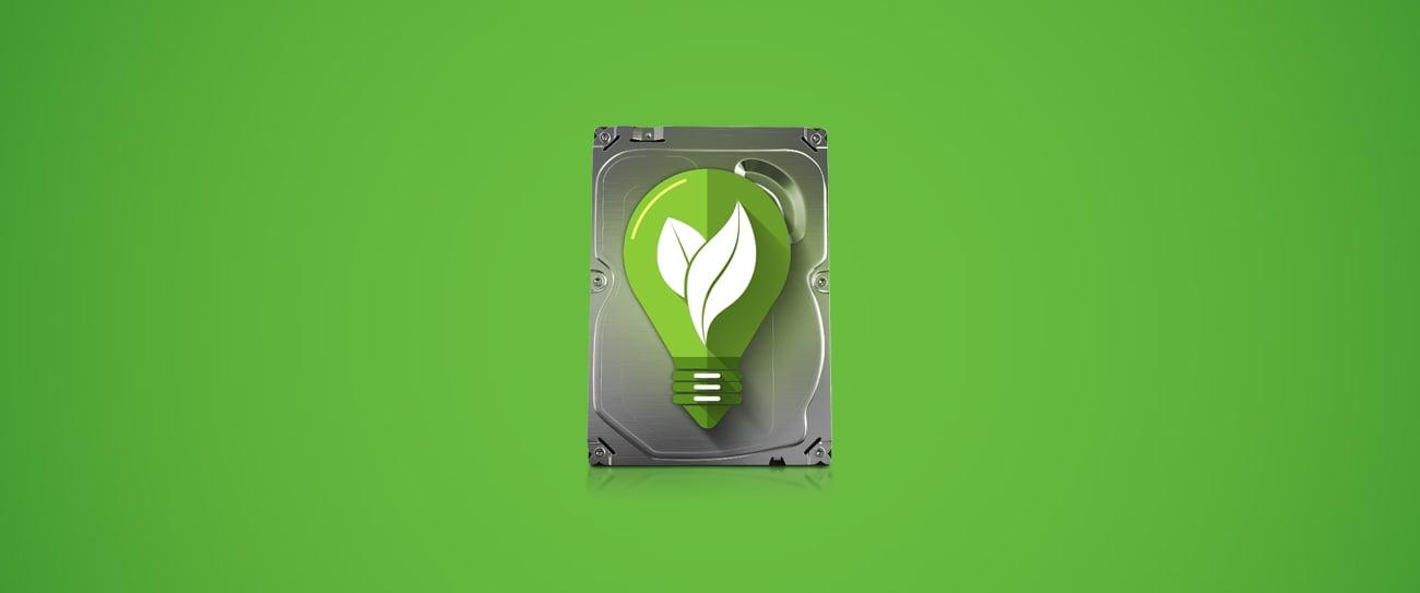 FireCuda oszczędzanie energii