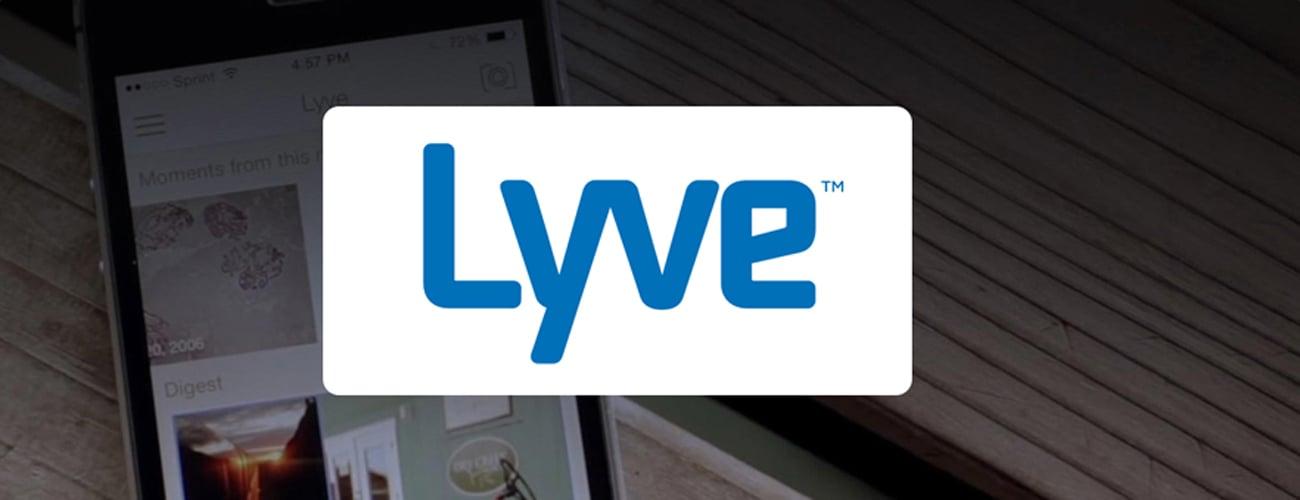 Kopia zapasowa dla aplikacji Lyve