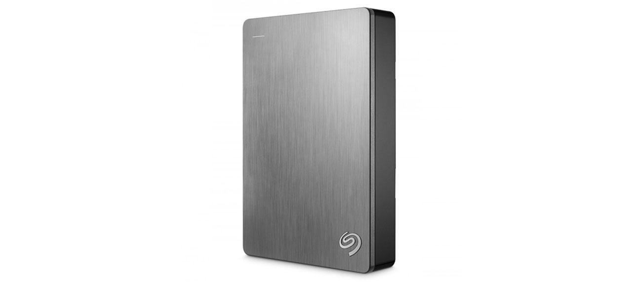 Seagate 4TB Backup Plus USB 3.0 srebrny cyfrowa biblioteka kopie zapasowe