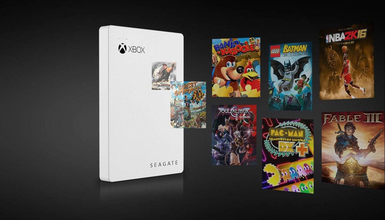 Game Drive do konsoli Xbox