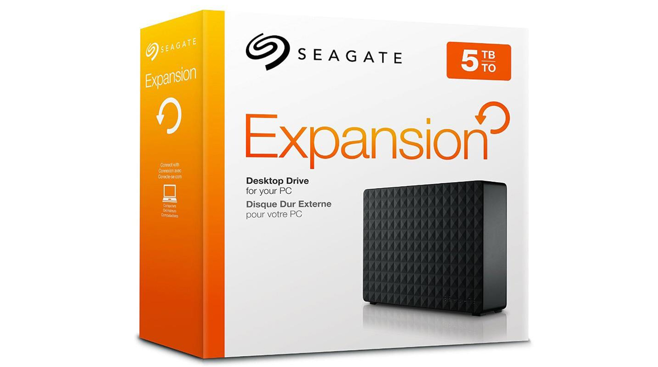 Seagate 5TB Expansion 3,5''