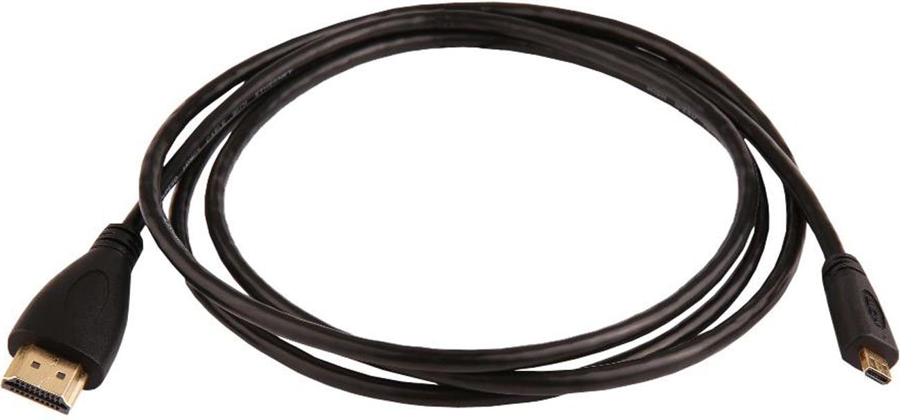 Kabel HDMI SHIRU HDMI/HDMI Micro v1.4 1.8m