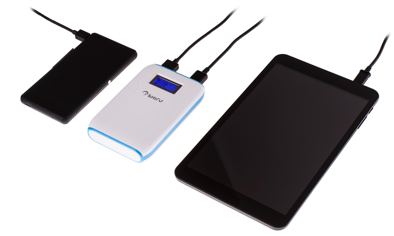 Powerbank SHIRU 10 000 mAh