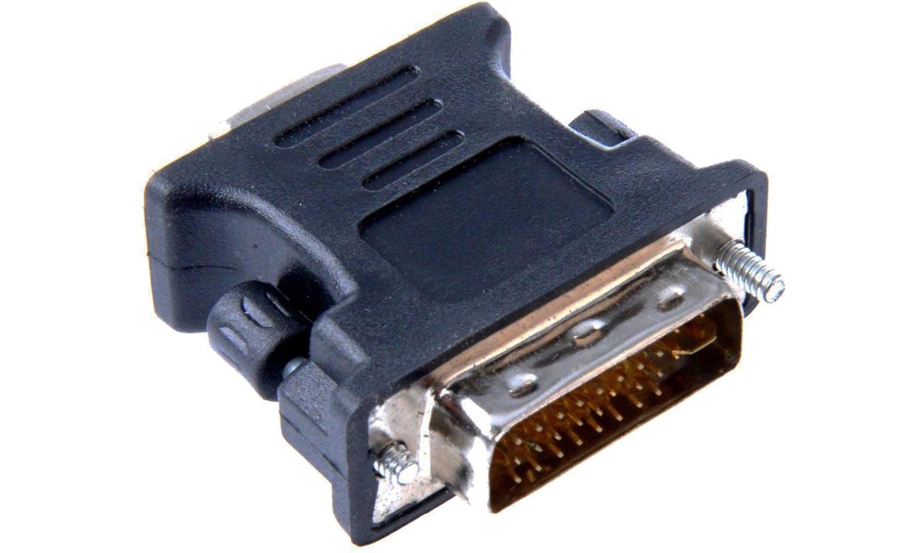SHIRU Adapter DVI-I (A) - VGA (D-SUB) SDVA-02
