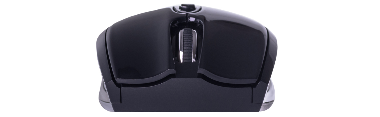 SHIRU Wireless Silent Mouse Uniwersalny profil