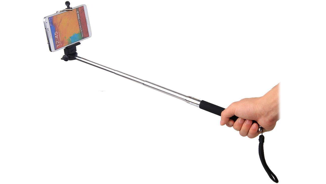 Selfie stick SHIRU SSM-01 wymiary