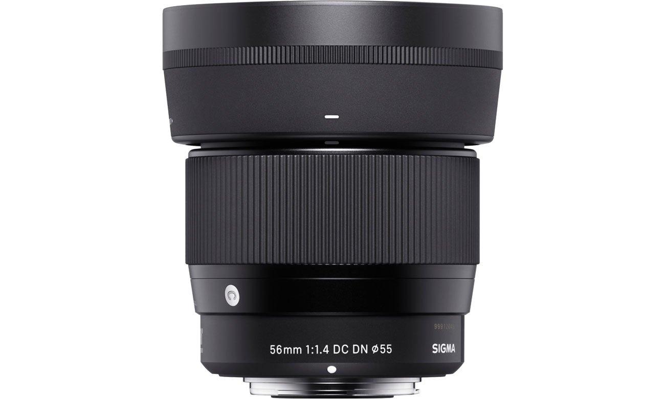 Sigma C 56mm f1.4 DC DN Sony E - Osłona przeciwsłoneczna