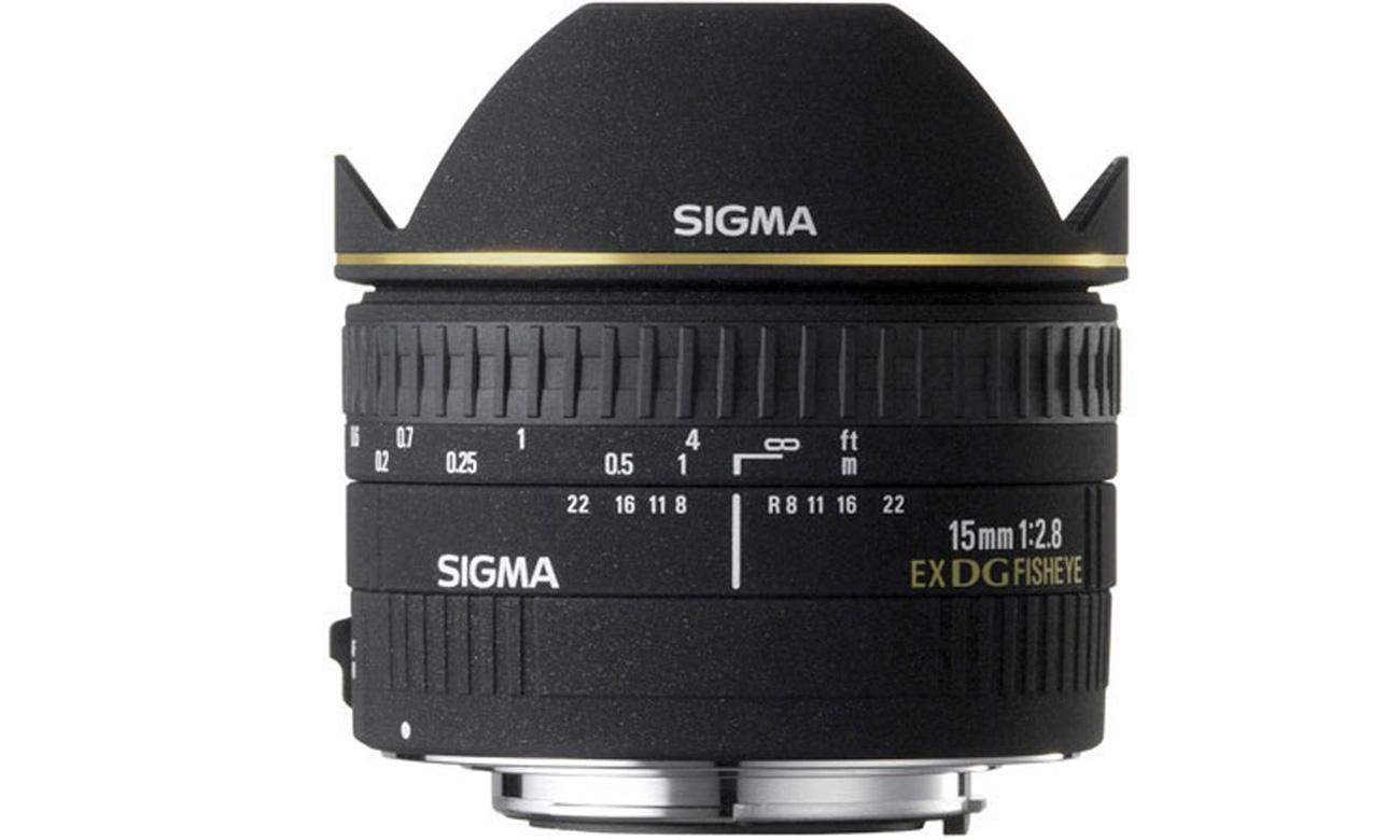 Obiektywy stałoogniskowy Sigma