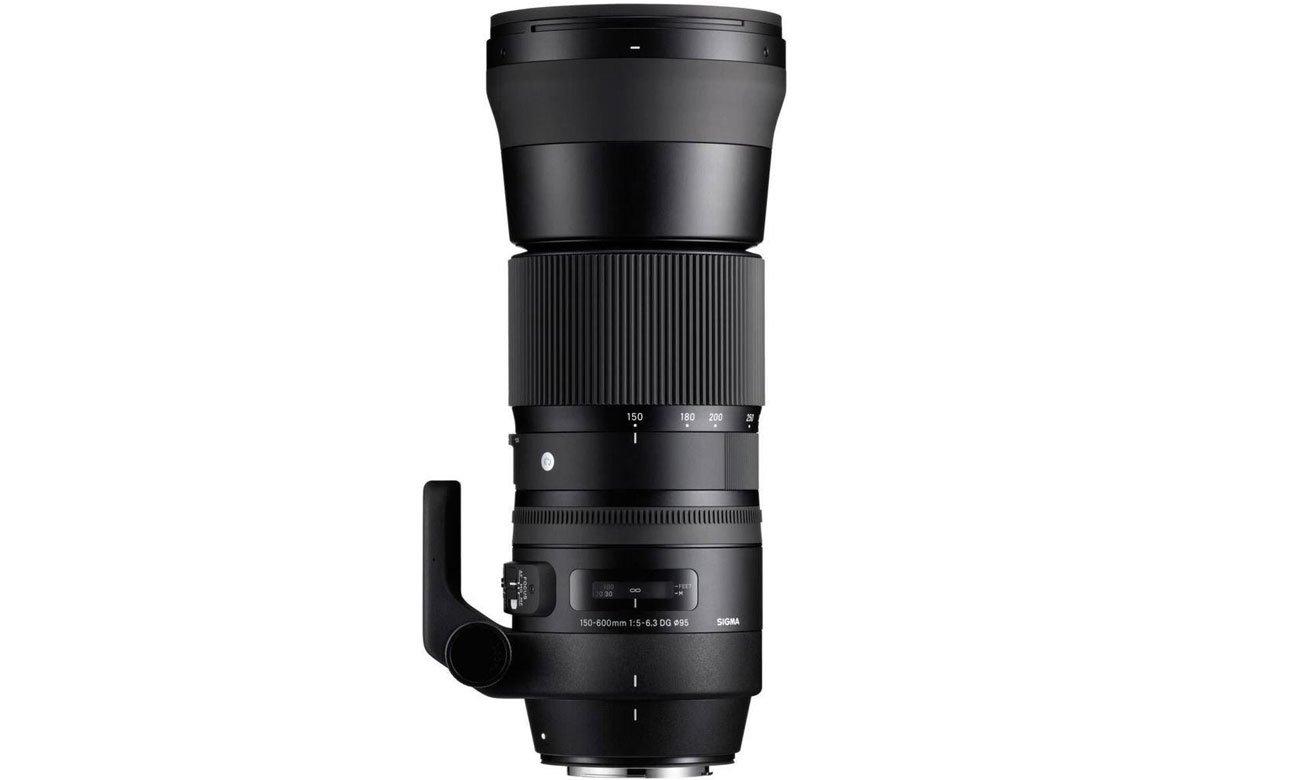Sigma C 150-600mm f5-6.3 C DG OS HSM Canon