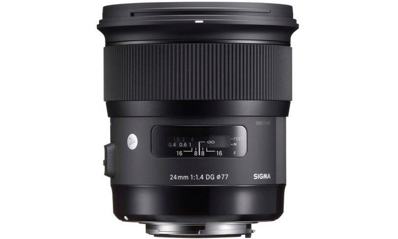 Obiektyw Sigma A 24/1.4 DG HSM dla Nikon