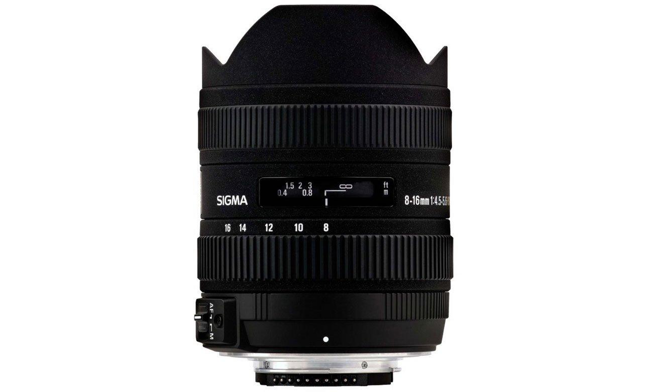Sigma OSDC8-16/4.5-5.6DCHSM
