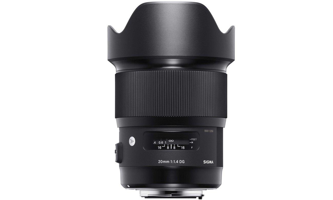 Sigma A 20mm f/1.4 DG HSM Nikon