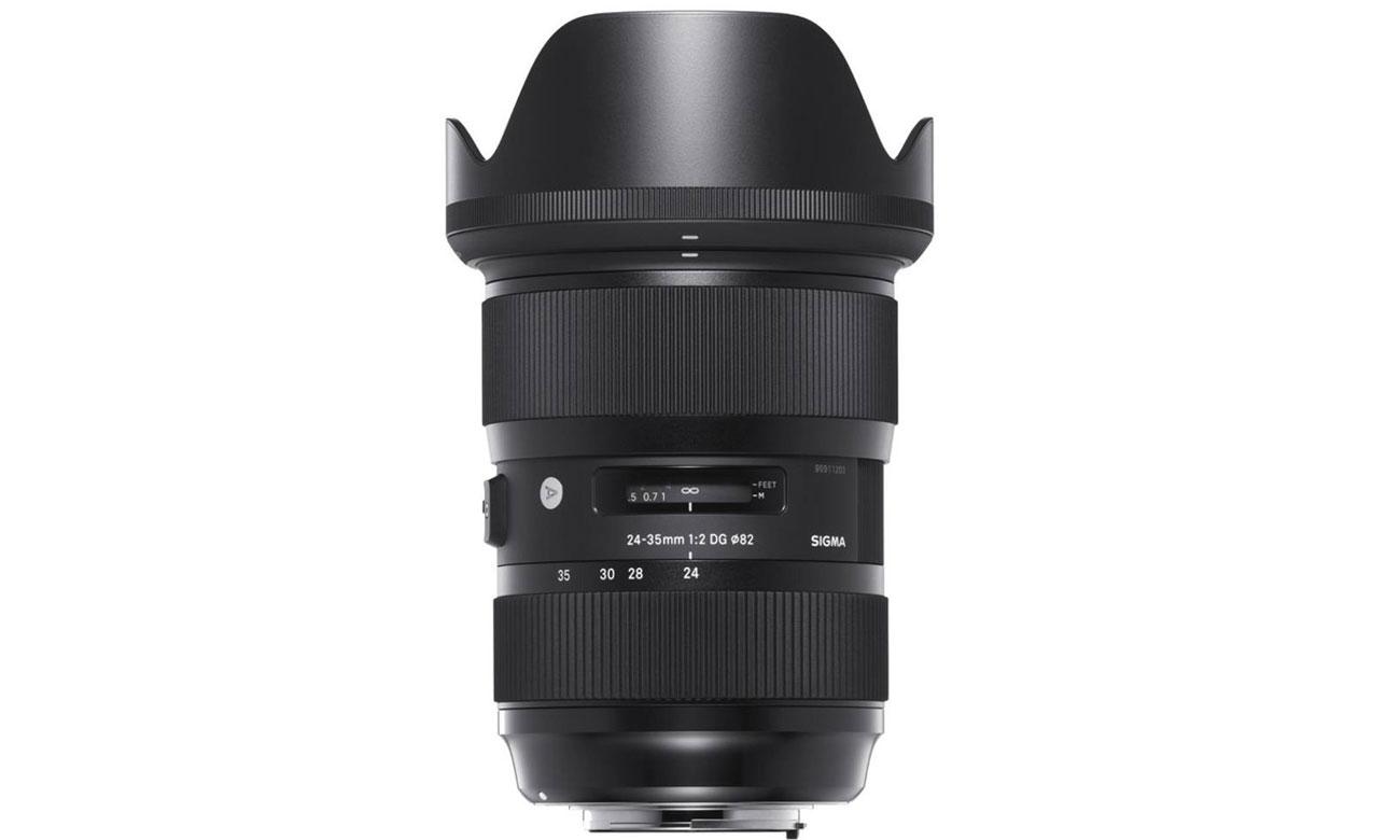Obiektyw Sigma A 24-35mm Nikon
