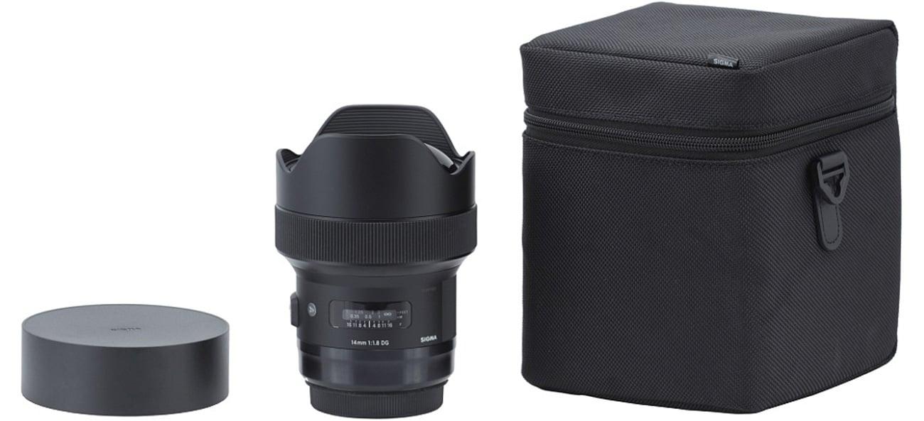 Sigma A 14mm f/1.8 DG HSM Sony E