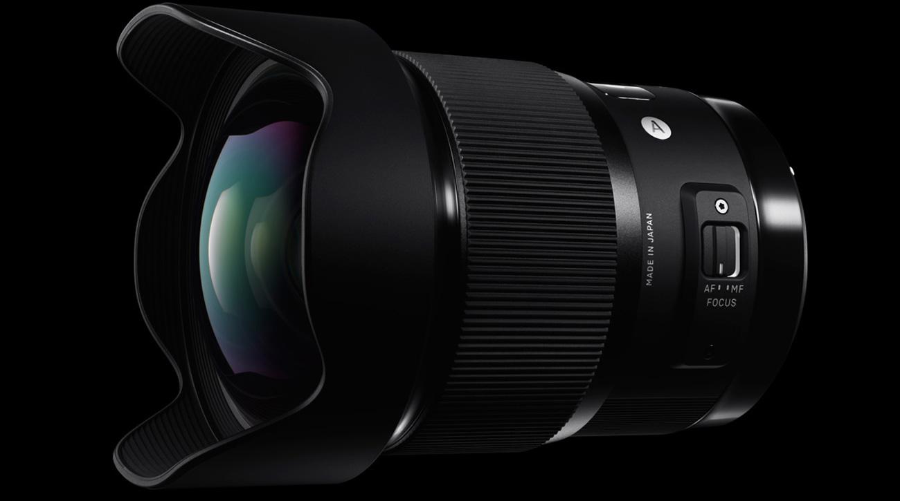 Sigma A 20mm f/1.4 DG HSM Sony E