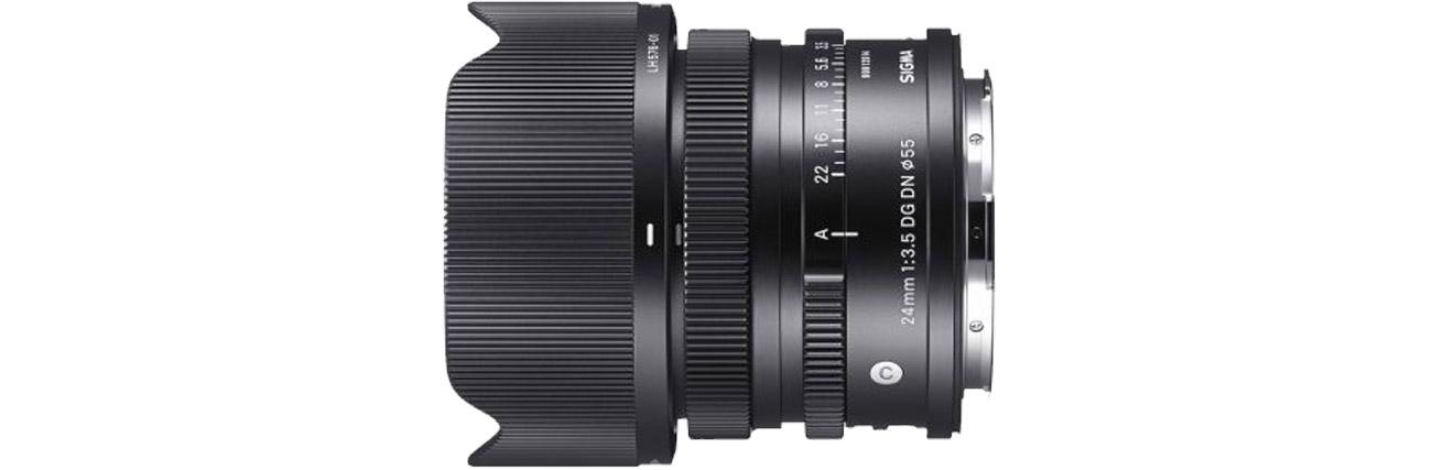 Obiektyw Sigma C 24mm F3.5 DG DN Sony E