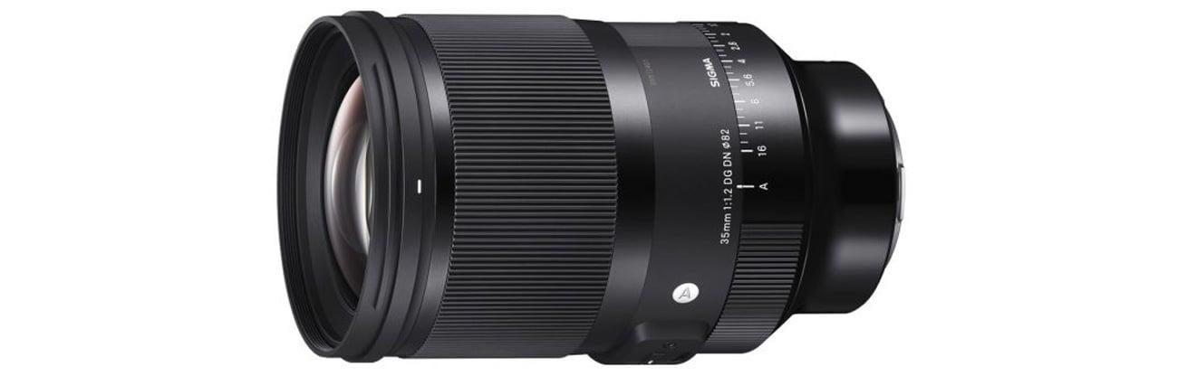 Obiektywy Sigma A 35mm f/1.2 A DG DN Sony E