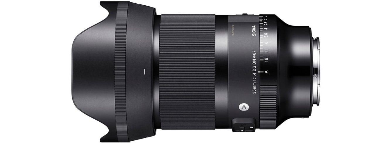 Obiektyw Sigma A 35mm f1.4 Art DG DN Sony E