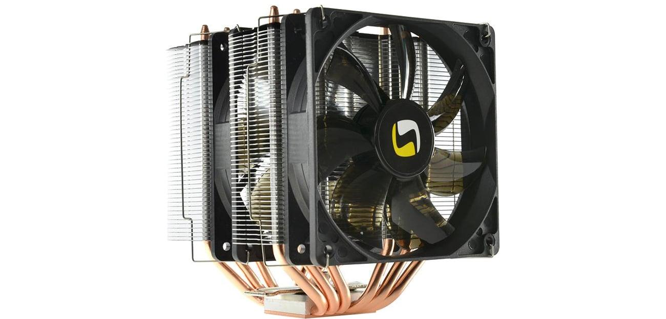 SilentiumPC Spartan 3 PRO HE1024- radiator