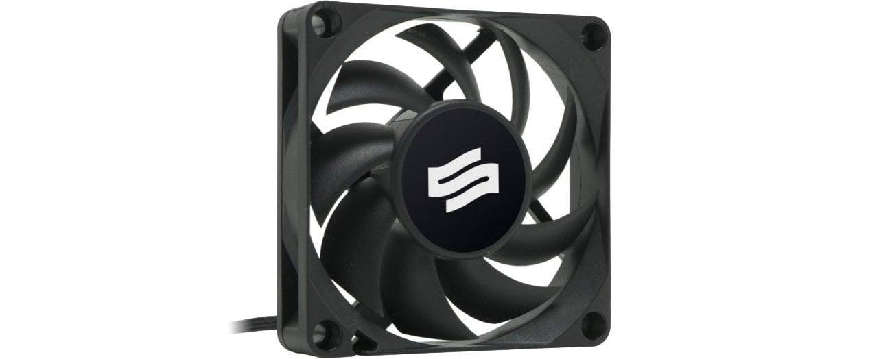 SilentiumPC Zephyr 70 Chłodzenie komputera