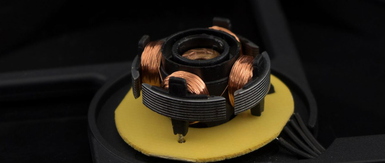 łożysko HBS (Hydraulic Bearing System)