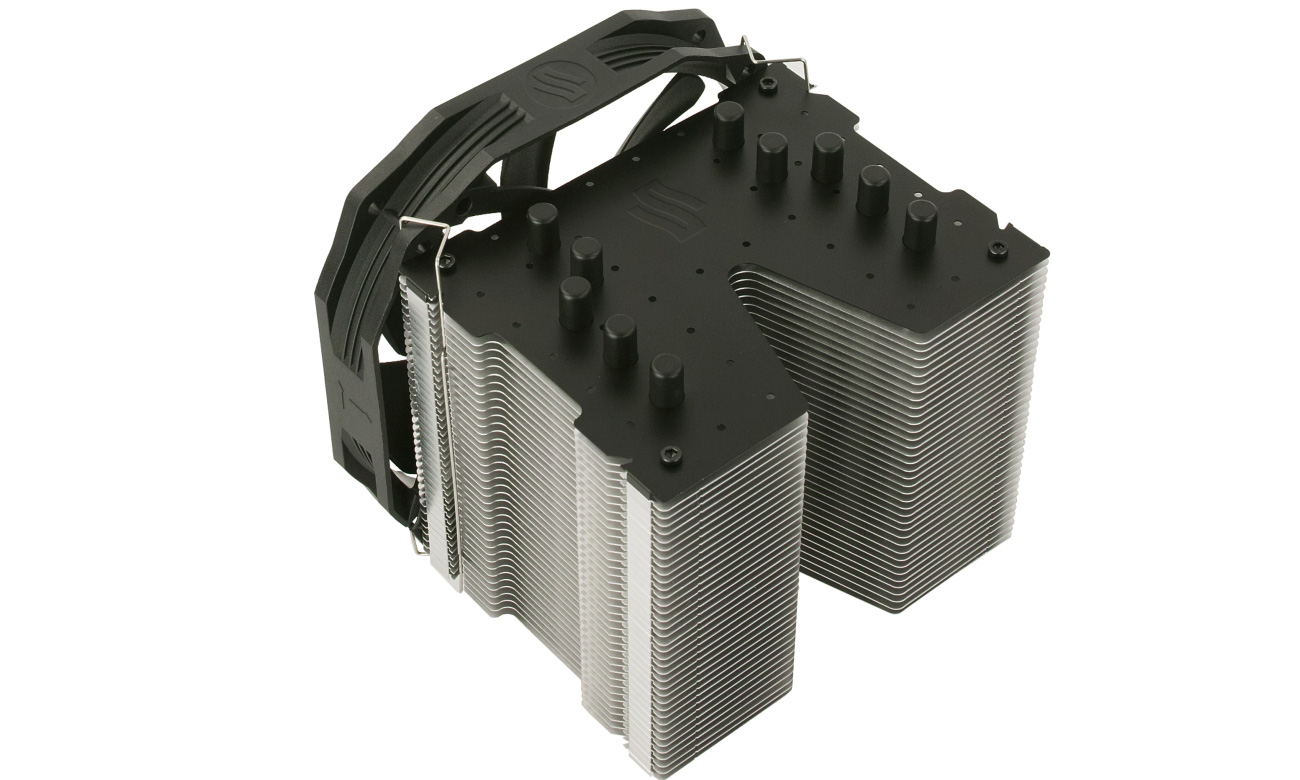 SilentiumPC Fortis 3 HE1425 radiator