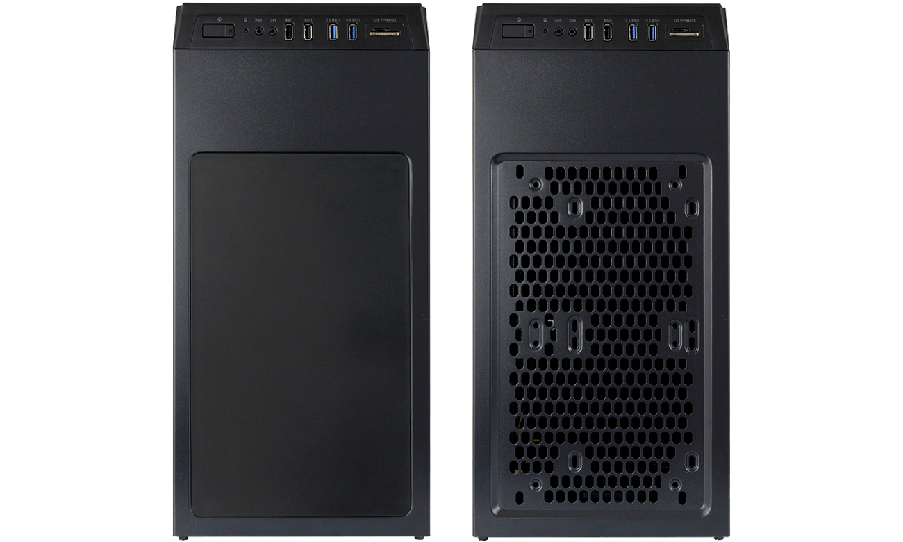 SilentiumPC Pax M70 SPC135 panel górny