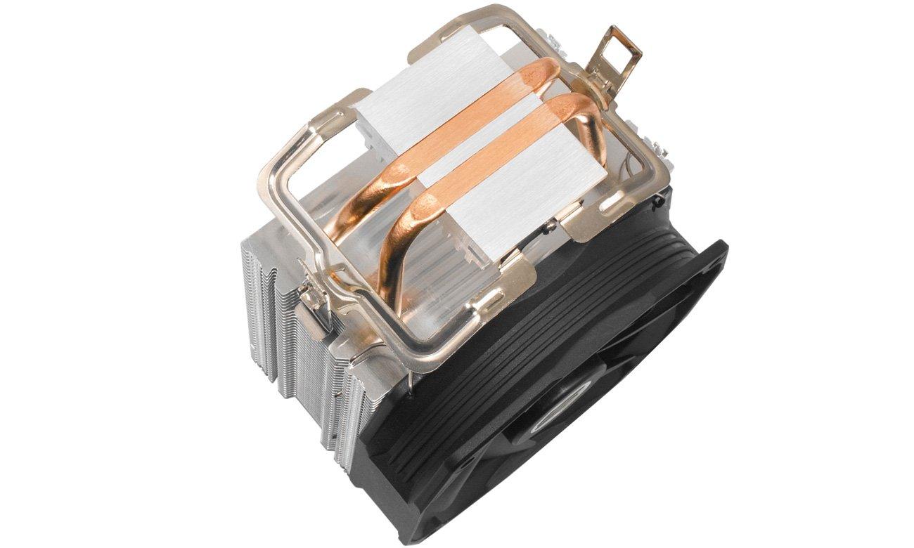 Chłodzenie procesora SilentiumPC Spartan 3 LT HE1012 radiator