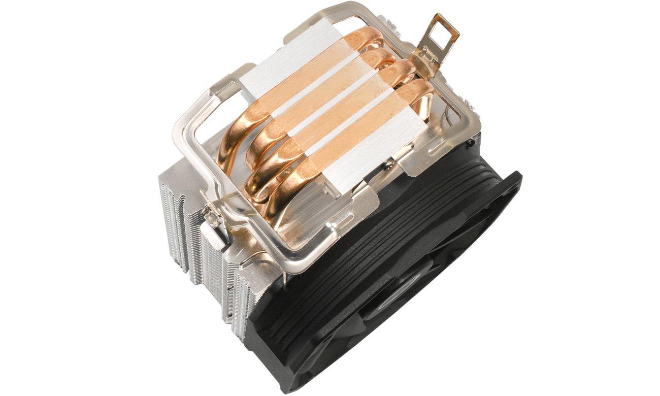 SilentiumPC Spartan 3 PRO HE1024 - technologia HE