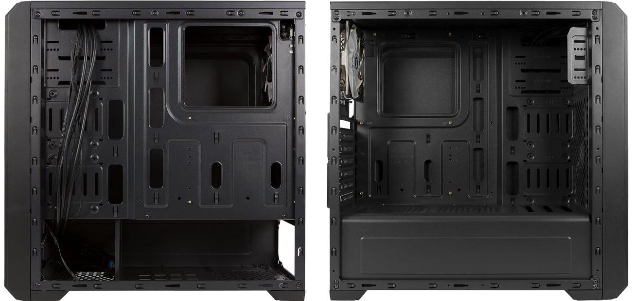 SilentiumPC Regnum RG2W Pure Black wnętrze