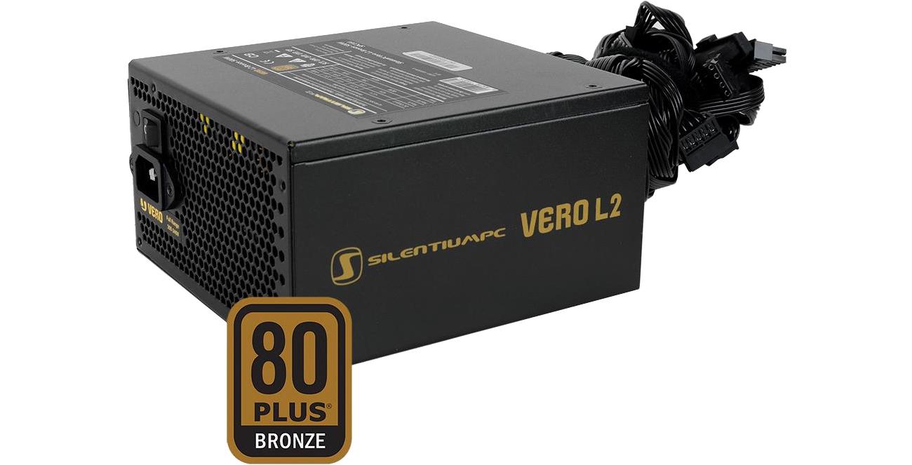 Vero L2 Bronze 500 W płaskie wiązki kablowe