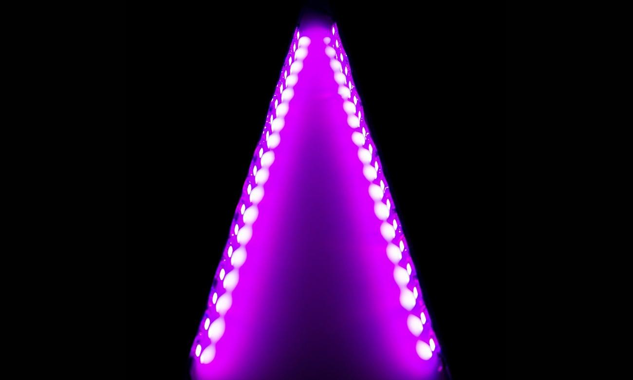 Przewód świecący SilentiumPC Aurora II Remote RGB-302