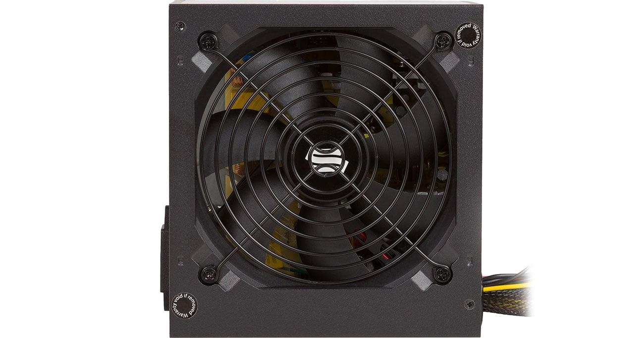 SilentiumPC Elementum E2 450W 80Plus chłodzenie