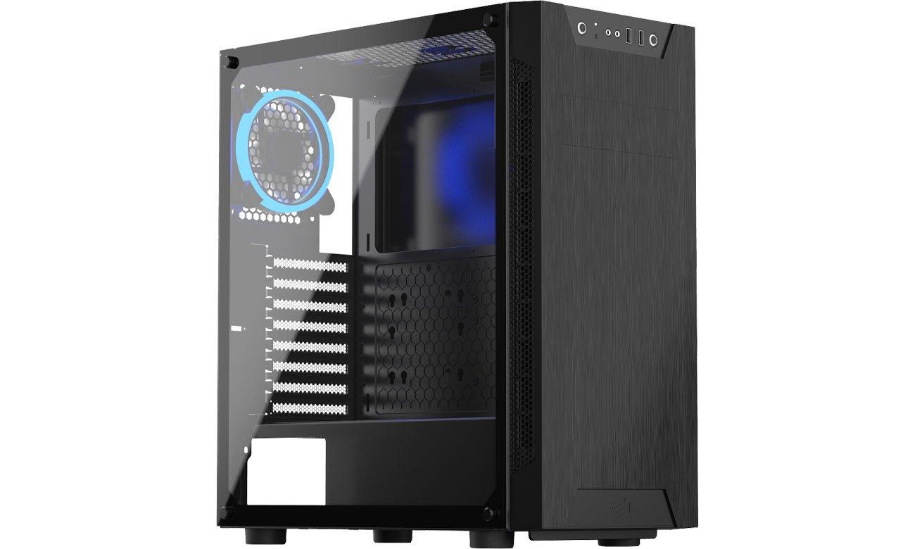 Obudowa do komputera SilentiumPC Armis AR5 TG RGB SPC211