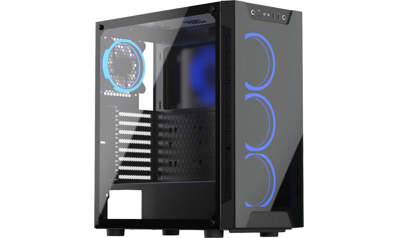 Obudowa do komputera SilentiumPC Armis AR5X TG RGB SPC212