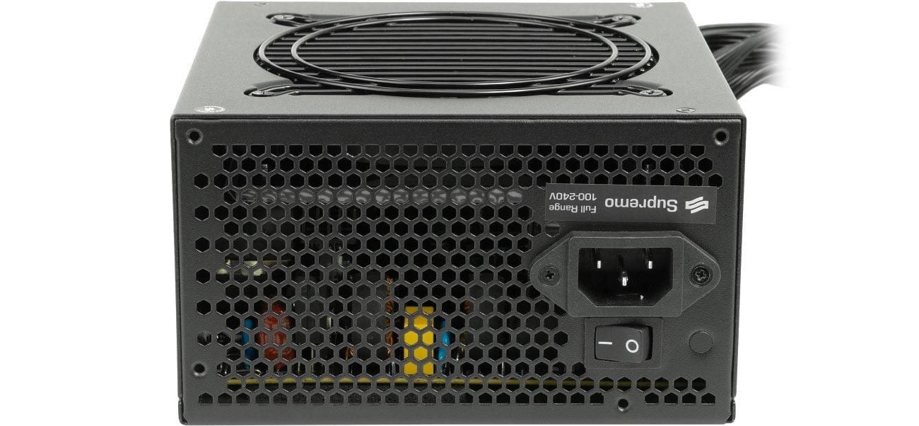 SilentiumPC Supremo L2 650W
