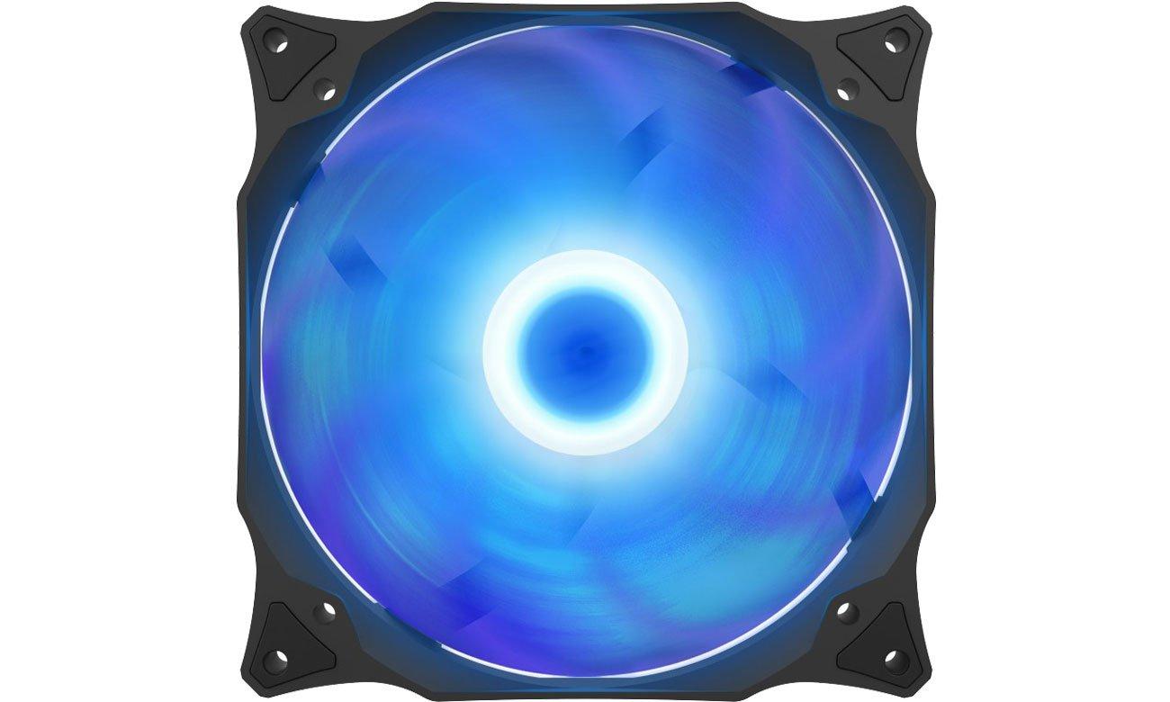 Wentylator do komputera SilentiumPC Stella HP RGB 140 PWM SPC236