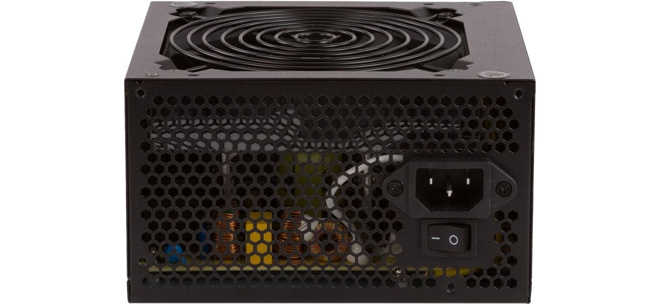 Zasilacz do komputera SilentiumPC Elementum E2 550W 80 Plus SPC252